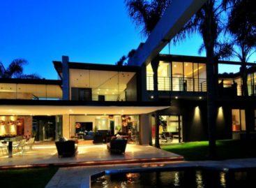 Biệt thự với không gian sống lý tưởng ở thành phố Johannesburg