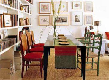 Cách chọn bàn ăn trong phòng khách