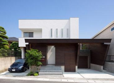 Vẻ sáng tạo và hiện đại của ngôi nhà U3 House Nhật Bản