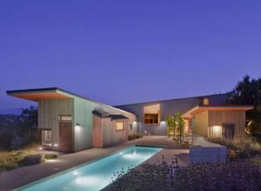 Nội thất tinh tế trong căn hộ tiết kiệm năng lượng ở California