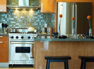 12 thiết kế backsplash độc đáo cho căn bếp
