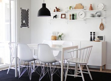 20 mẫu thiết kế tủ Credenza tuyệt đẹp