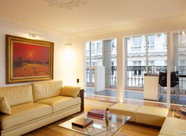 Nét thiết kế mới lạ của căn hộ Yacht ở Paris