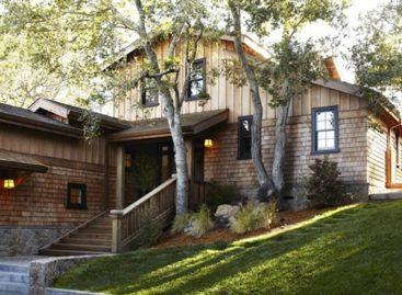 Chiêm ngưỡng không gian mở ở ngôi nhà tại California