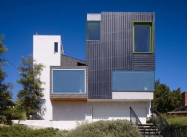 Ngôi nhà Los Feliz theo kiểu kiến trúc Techentin Buckingham độc đáo