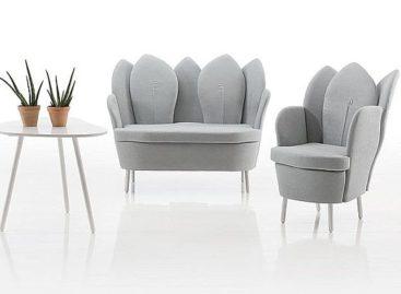 """Những chiếc ghế """"cánh hoa"""" tuyệt đẹp"""