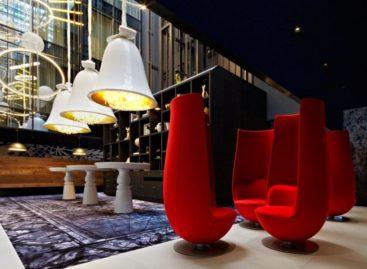Ấn tượng với lối thiết kế đầy quyến rũ của khách sạn Andaz Amsterdam Prinsengracht