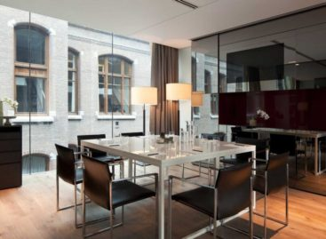 Ngắm nhìn vẻ đẹp giản dị nhưng không kém phần sang trọng của khách sạn Conservatorium