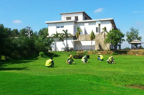 Léman Golf, sân sinh thái thế hệ mới đầu tiên tại thành phố Hồ Chí Minh