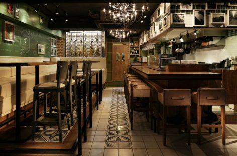 Nhà hàng La Oliva với phong cách Tây Ban Nha tại thủ đô Tokyo, Nhật Bản