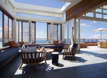 Căn nhà được thiết kế theo phong cách resort ven biển ở Sydney