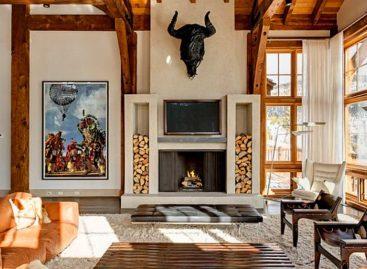 Trang trí ngôi nhà của bạn theo phong cách thợ săn Safari