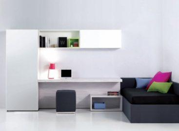 Thiết kế phòng cho tuổi teen năng động