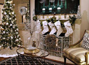 Chào đón Giáng Sinh trọn vẹn và tưng bừng với 30 ý tưởng trang trí nhà độc đáo