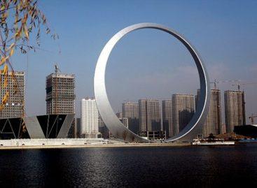 10 công trình kiến trúc kỳ lạ trên thế giới
