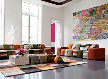 Mẹo bày trí và sắp xếp khu vực ngồi trong phòng khách
