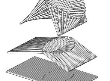 Ghế biến hình của Robert van Embricqs