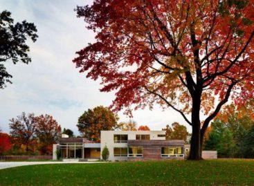 Ngôi nhà với thiết kế hiện đại tại Shaker Heights