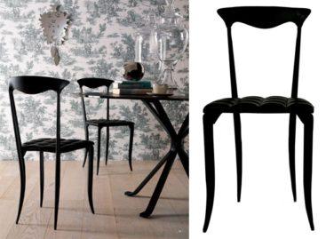 7 kiểu thiết kế ghế mang phong cách độc đáo