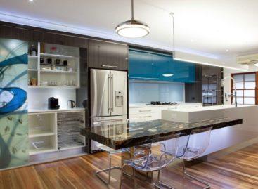 Vẻ đẹp sang trọng và tao nhã trong căn bếp hiện đại của Sublime Architectural Interiors