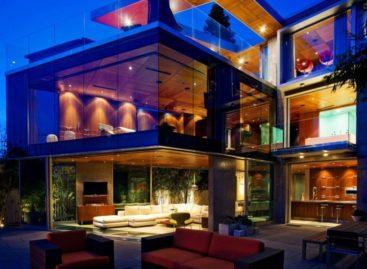 Ngắm nhìn vẻ đẹp lộng lẫy của ngôi nhà Lemperle Residence ở California