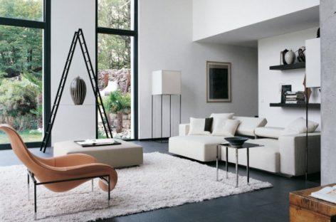 Ngôi nhà với thiết kế hiện đại của B&B Italia