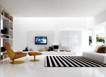 Các mẫu thiết kế phòng khách của Zalf