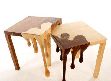 Trẻ trung sinh động với bộ bàn Fusion Tables
