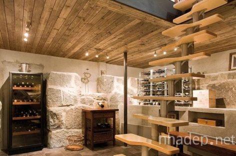 30 ý tưởng thiết kế tầng hầm thành không gian sống thú vị cho nhà bạn