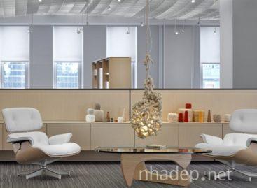 """Vẻ đẹp sang trọng của bộ sưu tập ghế """"Eames lounge chair and Ottoman"""""""