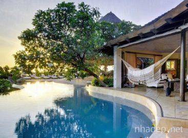 Không gian nghỉ mát xinh đẹp tại Yemanja Resort