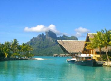 Khu nghỉ mát 4 mùa Bora Bora