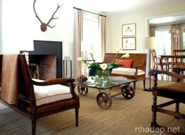 Nội thất di động tiện dụng cho ngôi nhà