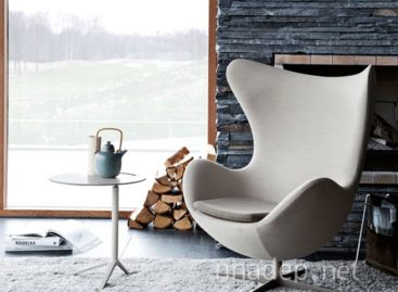 """Vẻ đẹp xuyên thời gian của """"Egg Chair"""""""