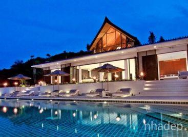 Vẻ đẹp quyến rũ của khách sạn bên bờ biển Phuket