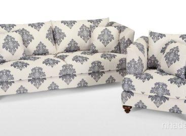 Vẻ thu hút đầy quyến rũ từ bộ sofa Elliott