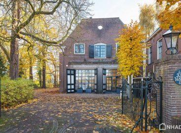 Biến hóa trại huấn luyện ngựa ở Hà Lan thành nhà ở hiện đại