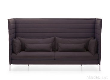 Nép mình vào không gian riêng tư với chiếc ghế sofa Alcove Highback