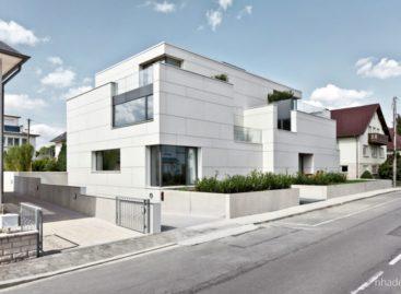 Căn nhà với vẻ đẹp thanh tao trang nhã ở Luxembourg