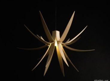 Iris Pendant Lights – Mẫu đèn độc đáo và sáng tạo