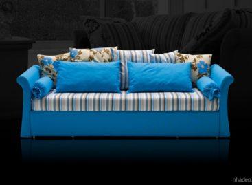 Sofa Bed – Mẫu thiết kế hai trong một đầy linh hoạt của Milano