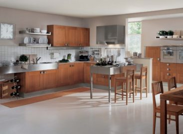 Các mẫu bếp hiện đại và tinh tế đến từng chi tiết