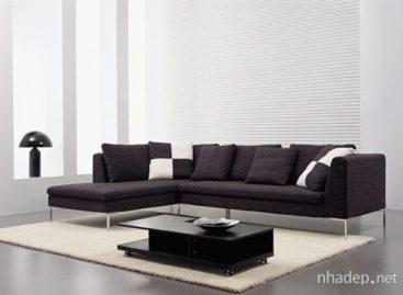 Bí quyết chọn sofa cho phòng khách