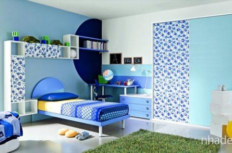 Thiết kế phòng ngủ sinh động dành cho bé