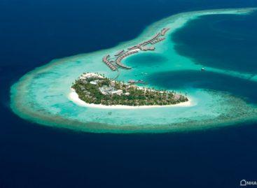 Resort Constance Halaveli sang trọng và đầy tiện nghi