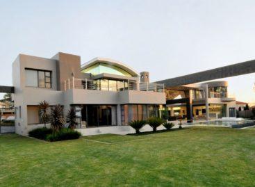 Kiến trúc độc đáo của căn nhà Cal Kempton Park