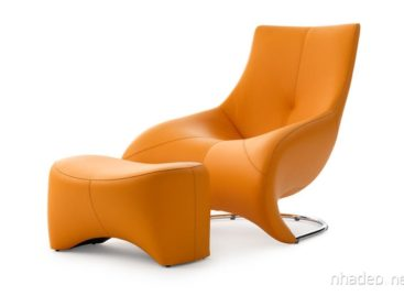 Hai mẫu ghế ngồi độc đáo năm 2013 đến từ hãng Leolux: Darius và Bolea