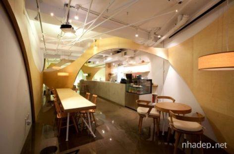 Chiêm ngưỡng không gian nội thất tại Café Raon ở Seoul, Hàn Quốc