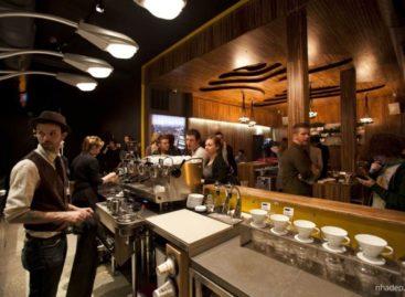 Chiêm ngưỡng nội thất của tiệm cà phê Caffe Streets