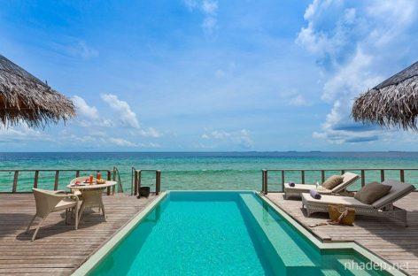 Chiêm ngưỡng khu nghỉ dưỡng Dusit Thani, Maldives